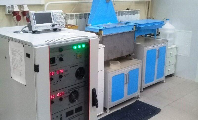 На новом заводе «Остеомед-М» устанавливают уникальное оборудование