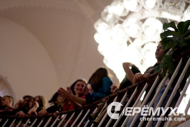 Ночь в музее - 2012